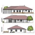 Privates Wohnhaus-