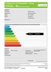 Energieausweis & Überprüfung-